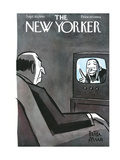 The New Yorker Cover - September 30, 1950 Regular Giclee Print by Peter Arno