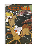 The New Yorker Cover - September 27, 1930 Giclee Print by Sue Williams