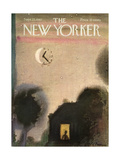 The New Yorker Cover - September 23, 1967 Giclee Print by Andre Francois
