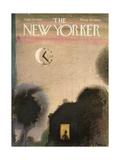 The New Yorker Cover - September 23, 1967 Regular Giclee Print by Andre Francois