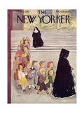 The New Yorker Cover - May 15, 1943 Regular Giclee Print by Susanne Suba