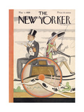 The New Yorker Cover - May 1, 1926 Giclee Print by Ottmar Gaul
