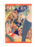The New Yorker Cover - July 3, 1926 Giclee Print by Eugene Gise