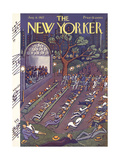 The New Yorker Cover - August 6, 1927 Regular Giclee Print by Ilonka Karasz