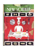 The New Yorker Cover - June 17, 1991 Giclee Print by Kathy Osborn