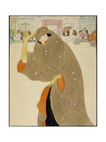 Vogue - May 1920 Regular Giclee Print by Helen Dryden