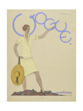 Vogue - May 1927 Giclee Print by Georges Lepape