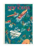 The New Yorker Cover - August 30, 1930 Regular Giclee Print by Julian de Miskey