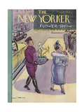 The New Yorker Cover - March 16, 1940 Regular Giclee Print by Helen E. Hokinson