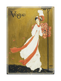 Vogue - August 1911 Regular Giclee Print by George Wolfe Plank