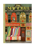 The New Yorker Cover - September 21, 1946 Giclee Print by Witold Gordon