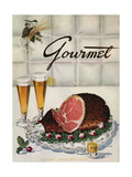 Gourmet Cover - July 1941 Giclee Print by Henry Stahlhut