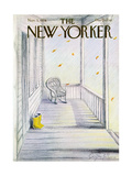 The New Yorker Cover - November 5, 1979 Regular Giclee Print by Eugène Mihaesco