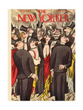 The New Yorker Cover - October 18  1930