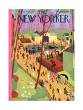 The New Yorker Cover - May 13, 1933 Premium Giclee Print by Adolph K. Kronengold