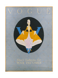 Vogue - April 1918 Giclee Print by Dorothy Edinger