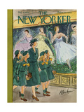 The New Yorker Cover - May 9, 1959 Regular Giclee Print by Perry Barlow