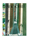 The New Yorker Cover - July 5, 1947 Regular Giclee Print by Charles E. Martin