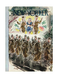 The New Yorker Cover - November 7, 1942 Regular Giclee Print by Leonard Dove