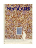 The New Yorker Cover - February 11, 1980 Giclee Print by Michael Witte