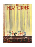The New Yorker Cover - September 25, 1948 Regular Giclee Print by Roger Duvoisin