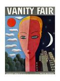 Vanity Fair Cover - August 1930 Regular Giclee Print by Miguel Covarrubias