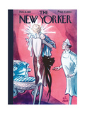The New Yorker Cover - November 16, 1929 Giclee Print by Peter Arno