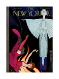 The New Yorker Cover - March 29, 1930 Regular Giclee Print by Rea Irvin