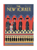 The New Yorker Cover - June 2, 1973 Regular Giclee Print by Charles E. Martin