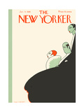 The New Yorker Cover - January 9, 1926 Regular Giclee Print by Hans Stengel