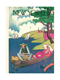 The New Yorker Cover - July 7, 1928 Regular Giclee Print by Julian de Miskey