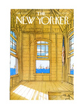The New Yorker Cover - July 2, 1979 Regular Giclee Print by Arthur Getz