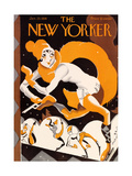 The New Yorker Cover - January 23, 1926 Regular Giclee Print by James Daugherty