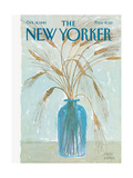 The New Yorker Cover - October 18, 1982 Regular Giclee Print by Joseph Farris