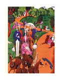 The New Yorker Cover - May 12, 1928 Regular Giclee Print by Julian de Miskey