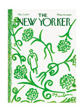 The New Yorker Cover - March 20, 1971 Giclee Print by Abe Birnbaum