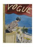 "Vogue - January 1932 Giclee Print by Carl ""Eric"" Erickson"