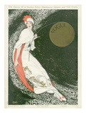 Vogue Cover - August 1912 Regular Giclee Print by George Wolfe Plank