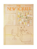 The New Yorker Cover - December 29, 1975 Regular Giclee Print by Eugène Mihaesco