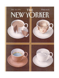 The New Yorker Cover - January 18, 1993 Giclee Print by Gürbüz Dogan Eksioglu