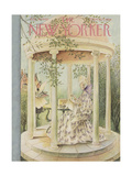 The New Yorker Cover - July 16, 1949 Giclee Print by Mary Petty
