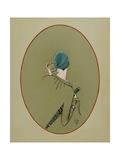 Vogue - March 1926 Giclee Print by Porter Woodruff