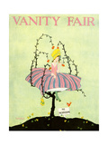 Vanity Fair Cover - September 1916 Regular Giclee Print by L. A. Morris