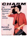 Charm Cover - April 1959 Regular Giclee Print by Carmen Schiavone