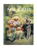 The New Yorker Cover - May 15, 2000 Regular Giclee Print by Carter Goodrich