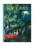 The New Yorker Cover - July 2, 1960 Regular Giclee Print by Arthur Getz
