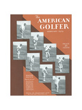 The American Golfer February 1929 Regular Giclee Print