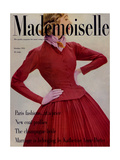 Mademoiselle Cover - October 1951 Regular Giclee Print by Stephen Colhoun
