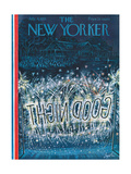 The New Yorker Cover - July 4, 1953 Regular Giclee Print by Constantin Alajalov