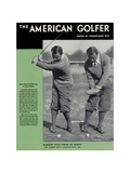 The American Golfer August 1932 Giclee Print